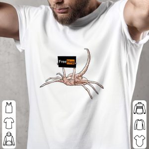 Laundry Alien Free Hugs shirt