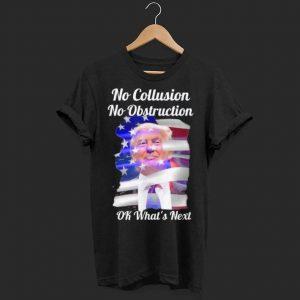 President Trump No Collusion shirt