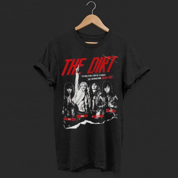 The Dirts shirt 1