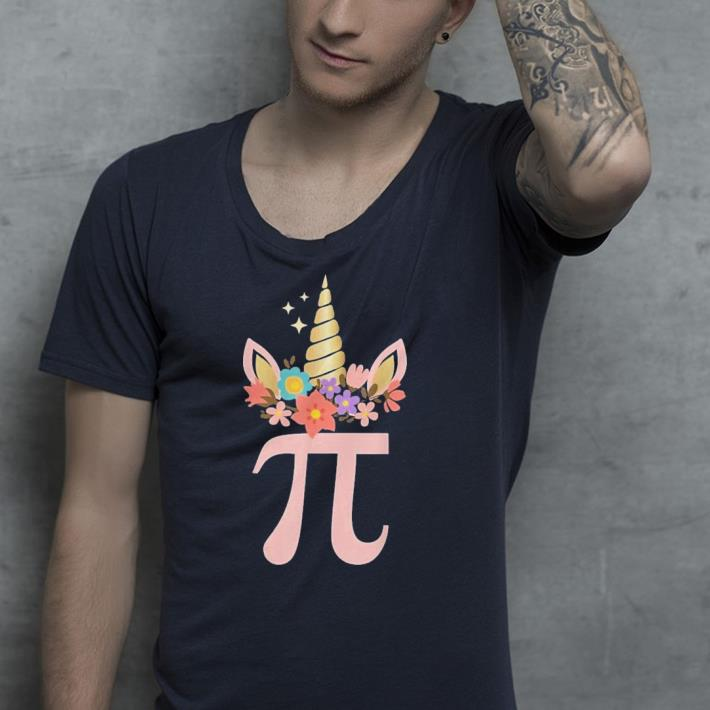 Unicorn Face Pi Day shirt 4 - Unicorn Face Pi Day shirt