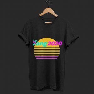 Yang Gang 2020 Presidential shirt