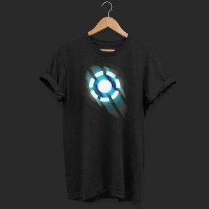 Arc reactor Iron man shirt
