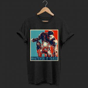 Avengers Endgame Tony Stark shirt