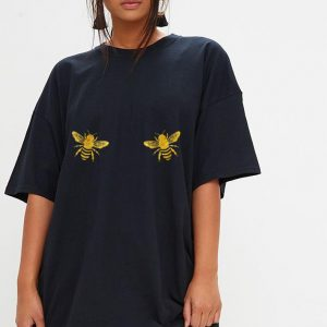 Boo bees shirt 2