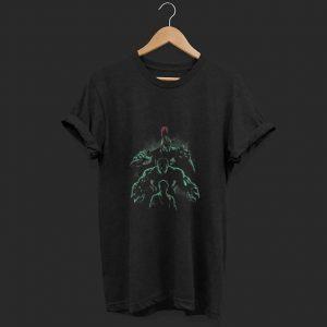 Bruce Banner Evolution shirt