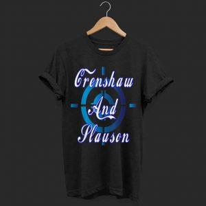 Crenshaw And Slauson Hustle shirt