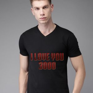 Fathers Day I love You 3000 Geek shirt 1