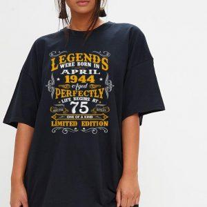 Legends Were Born April 1944 shirt 2