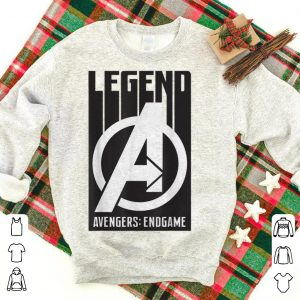 Marvel Avengers Endgame Legend shirt