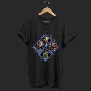 Marvel Avengers Endgame Triangle Head shirt