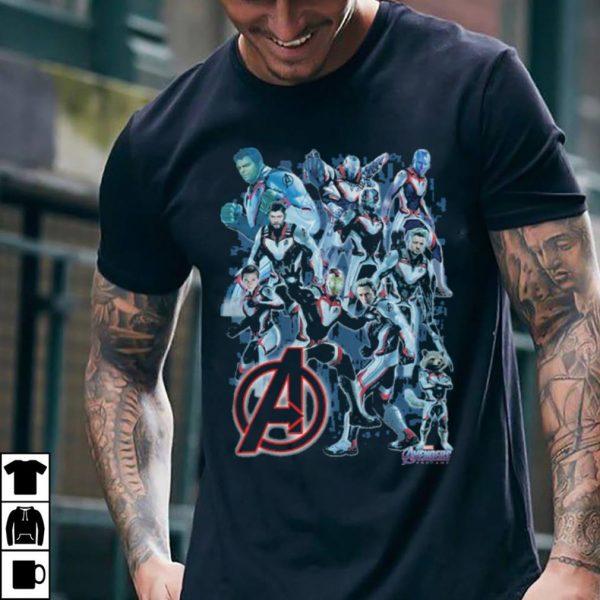 Marvel Avengers Endgame shirt