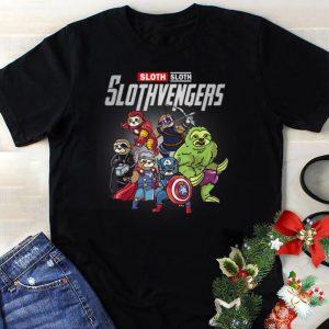 Marvel Slothvengers Avensloth shirt
