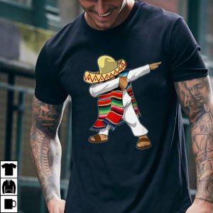 Mexican Poncho Dabbing shirt