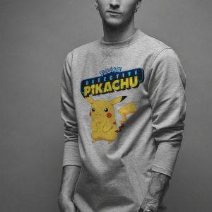 Pokemon Detective Pikachu shirt