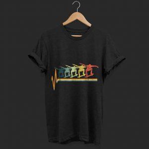 Skateboard Heartbeat shirt