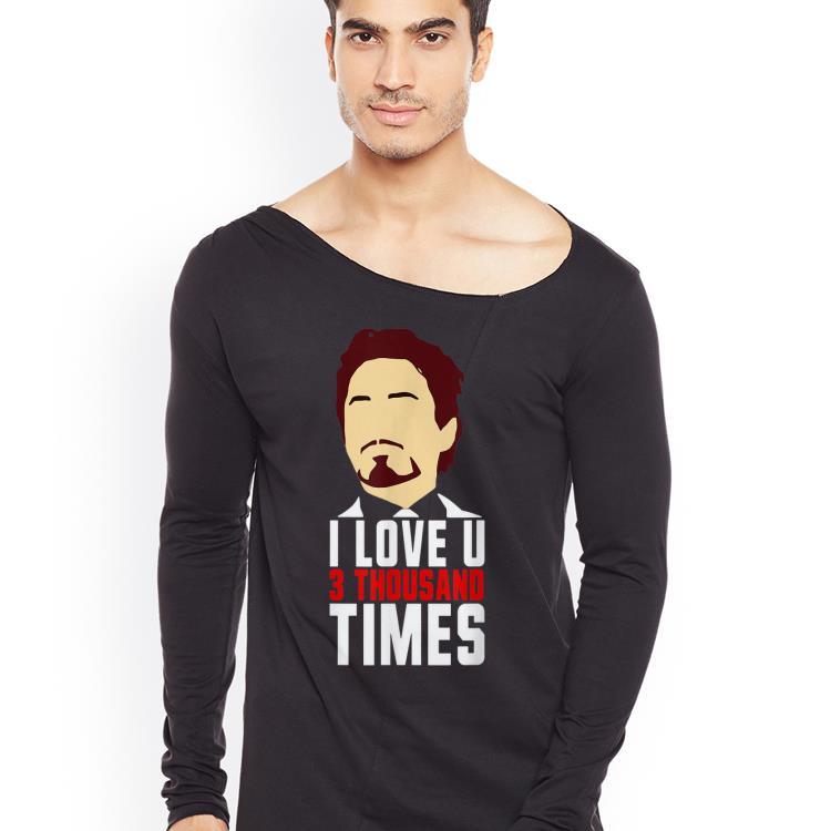 Tony Stark I Love You 3000 Father s Day shirt 4 - Tony Stark I Love You 3000 Father's Day shirt