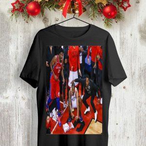 Toronto Raptors Kawhi Leonard Shoots A Bouncer shirt