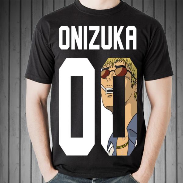 Onizuka 00 shirt
