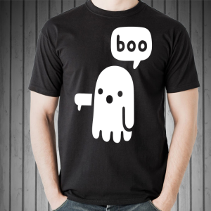 Ghost Of Disapproval Boo shirt
