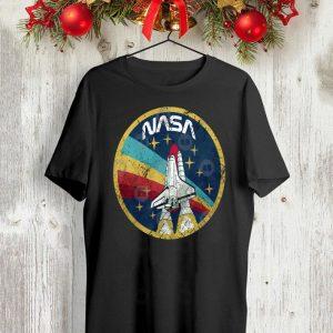 Nasa Vintage Colors V01 shirt