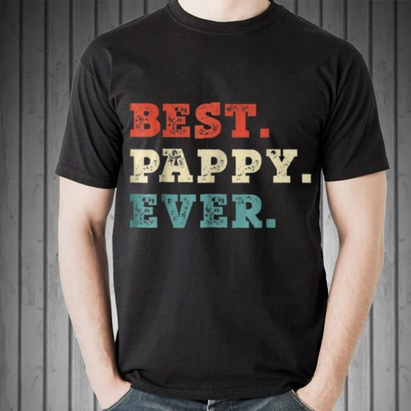 Best Pappy Ever Father's Day shirt