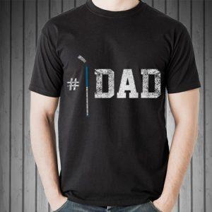 Dad Hockey Bat Father day shirt