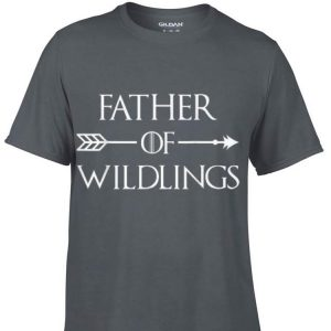 Father Of Wildlings Daddy Day shirt