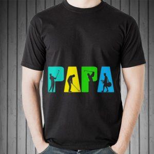 Fathers Day Golfing Papa shirt 1