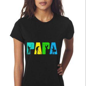 Fathers Day Golfing Papa shirt 2
