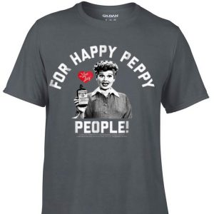 For Happy Peppy People I Love You shirt