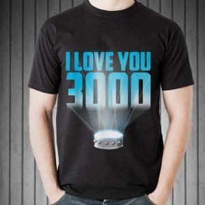I Love You 3000 Iron man Arc Reactor shirt