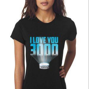 I Love You 3000 Iron man Arc Reactor shirt 2