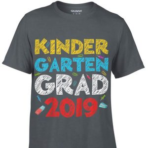 Kinder Garten Grad 2019 shirt