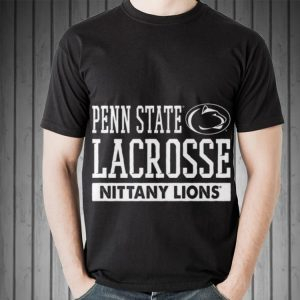 Penn State Lacrosse Nittany Lions shirt
