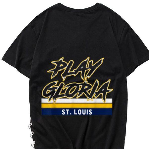 Play Gloria St. Louis shirt