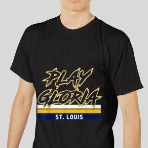 Play Gloria St. Louis shirt 2
