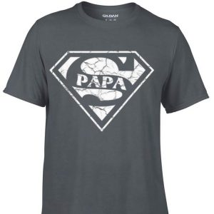 Super Papa Fathers Day shirt