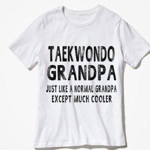 Taekwondo Grandpa Fathers Day shirt 1