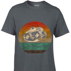 Vintage Monster Truck Racing USA shirt