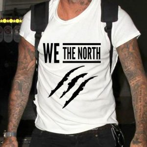 We The North Raptors shirt