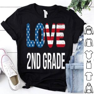 4th Of July 2nd Grade Teacher shirt
