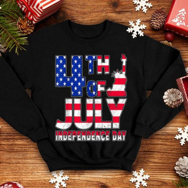4th Of July American Flag Independence Day shirt