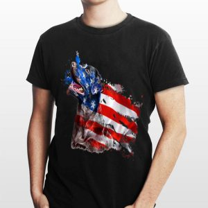 4th Of July Independences Day Labradors Dog shirt