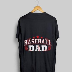 Baseball Dad Father day shirt