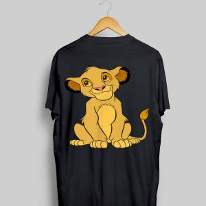 Disney Lion King Classic Simba Cosplay shirt