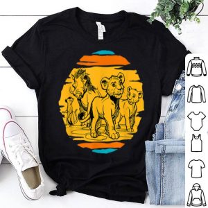 Disney Lion King Simba Nala Timon Pumbaa shirt