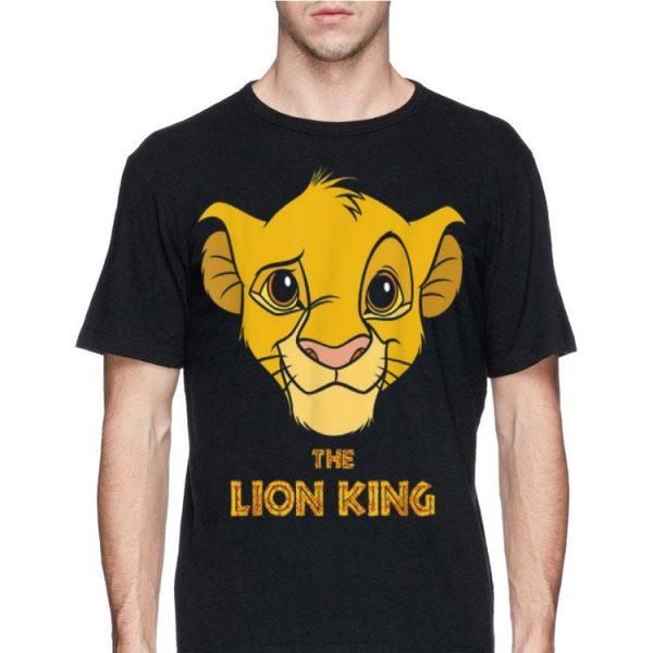 Disney Lion King Young Simba Face shirt