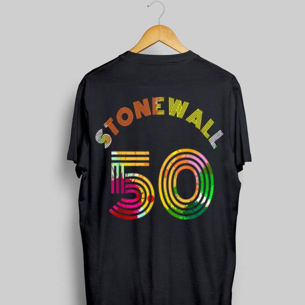 Gay Pride Lgbtq Stonewall Riots 50th Anniversary shirt