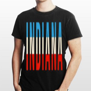 Indiana State - United States Of America Usa shirt