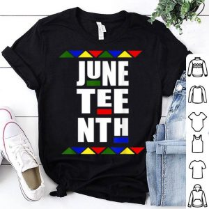 Junenth Independence Day Retro Celebration shirt